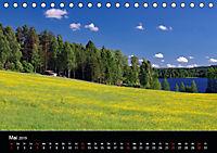 Die Vielfalt Schwedens (Tischkalender 2019 DIN A5 quer) - Produktdetailbild 5