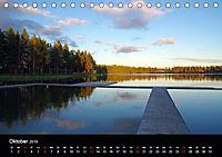 Die Vielfalt Schwedens (Tischkalender 2019 DIN A5 quer) - Produktdetailbild 10