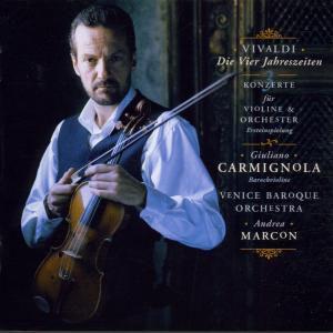 Die Vier Jahreszeiten/Drei Konzerte, Antonio Vivaldi