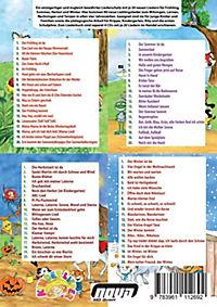 Die vier Jahreszeiten sind da - Das Liederbuch - Produktdetailbild 1
