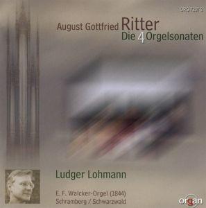 Die vier Orgelsonaten, Ludger Lohmann
