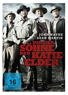Die vier Söhne der Katie Elder, Talbot Jennings, William H. Wright, Allan Weiss, Harry Essex