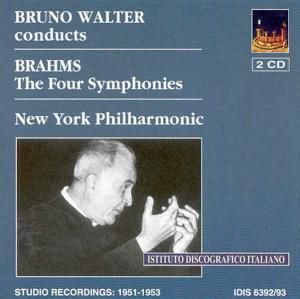 Die Vier Symphonien, Bruno Walter