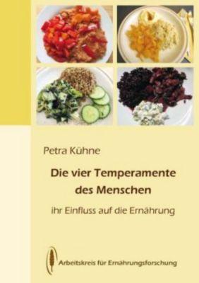 Die vier Temperamente - Petra Kühne pdf epub