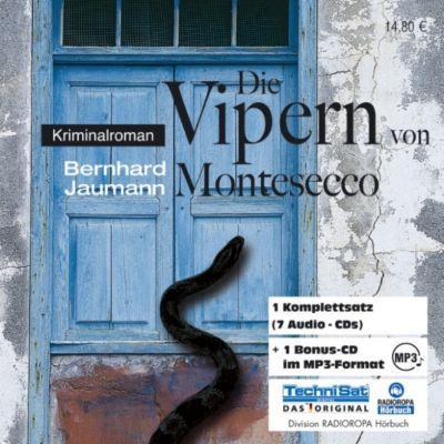 Die Vipern von Montesecco (Ungekürzt), Bernhard Jaumann