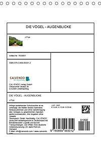 DIE VÖGEL - AUGENBLICKE (Tischkalender 2019 DIN A5 hoch) - Produktdetailbild 13