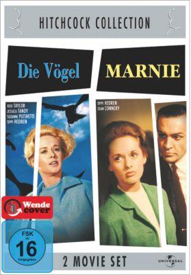 Die Vögel und Marnie, Daphne Du Maurier, Evan Hunter, Jay Presson Allen