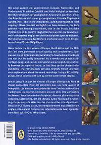 Die Vogelstimmen Europas, Nordafrikas und Vorderasiens, 2 MP3-CDs - Produktdetailbild 1