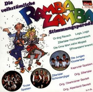 Die volkstümliche Ramba Zamba Stimmungsparty, Diverse Interpreten