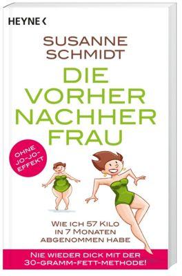 Die Vorher-Nachher-Frau, Susanne Schmidt