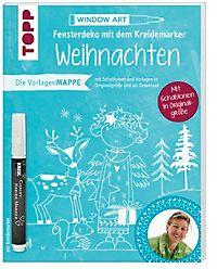Xxl Vorlagen Für Fantastische Fensterbilder Buch Portofrei