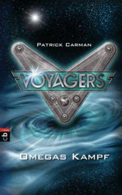 Die Voyagers-Reihe: Voyagers - Omegas Kampf, Patrick Carman