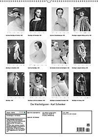 Die Wachsfiguren - Karl Schenker (Wandkalender 2019 DIN A2 hoch) - Produktdetailbild 9