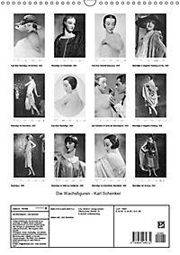 Die Wachsfiguren - Karl Schenker (Wandkalender 2019 DIN A3 hoch) - Produktdetailbild 13