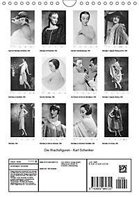 Die Wachsfiguren - Karl Schenker (Wandkalender 2019 DIN A4 hoch) - Produktdetailbild 13