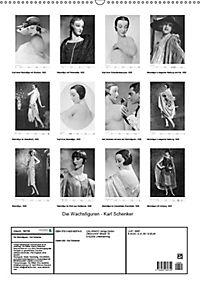 Die Wachsfiguren - Karl Schenker (Wandkalender 2019 DIN A2 hoch) - Produktdetailbild 13