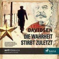 Die Wahrheit stirbt zuletzt, 1 MP3-CD, Leif Davidsen