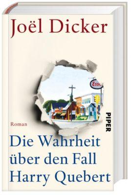 Die Wahrheit über den Fall Harry Quebert, Joël Dicker