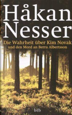 Die Wahrheit über Kim Novak und den Mord an Berra Albertsson - Hakan Nesser  