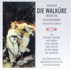 Die Walküre (Erster Teil), Orchester Der Bayreuther Festspiele