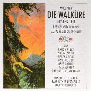 Die Walküre-Erster Teil, Orchester Der Bayreuther Festspiele