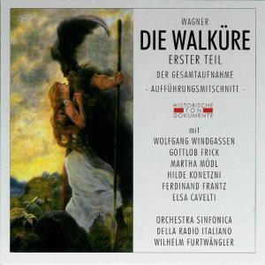 Die Walküre-Erster Teil, Orch.Sinfonica Della Radio Italiana