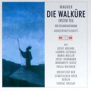 Die Walküre-Erster Teil, Orch.D.Städt.Oper Berlin