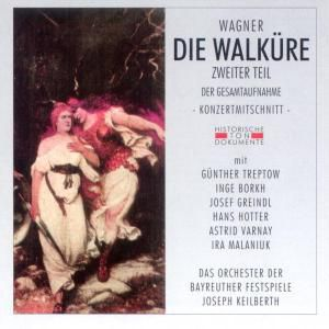 Die Walküre (Zweiter Teil), Orchester Der Bayreuther Festspiele