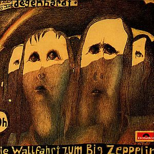 Die Wallfahrt zum big Zeppelin, Franz Josef Degenhardt