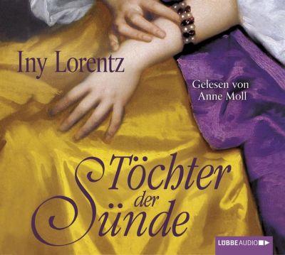 Die Wanderhure Band 5: Töchter der Sünde (6 Audio-CDs), Iny Lorentz