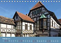 Die Wartburg - Weltkulturerbe im Herzen Deutschlands (Tischkalender 2019 DIN A5 quer) - Produktdetailbild 2