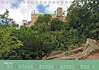 Die Wartburg - Weltkulturerbe im Herzen Deutschlands (Tischkalender 2019 DIN A5 quer) - Produktdetailbild 5