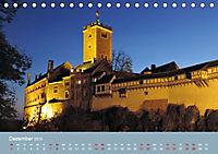 Die Wartburg - Weltkulturerbe im Herzen Deutschlands (Tischkalender 2019 DIN A5 quer) - Produktdetailbild 12