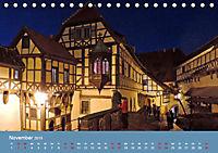 Die Wartburg - Weltkulturerbe im Herzen Deutschlands (Tischkalender 2019 DIN A5 quer) - Produktdetailbild 11