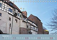 Die Wartburg - Weltkulturerbe im Herzen Deutschlands (Tischkalender 2019 DIN A5 quer) - Produktdetailbild 9