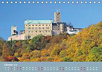 Die Wartburg - Weltkulturerbe im Herzen Deutschlands (Tischkalender 2019 DIN A5 quer) - Produktdetailbild 10