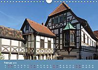 Die Wartburg - Weltkulturerbe im Herzen Deutschlands (Wandkalender 2019 DIN A4 quer) - Produktdetailbild 2