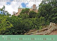 Die Wartburg - Weltkulturerbe im Herzen Deutschlands (Wandkalender 2019 DIN A4 quer) - Produktdetailbild 5