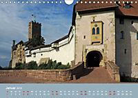 Die Wartburg - Weltkulturerbe im Herzen Deutschlands (Wandkalender 2019 DIN A4 quer) - Produktdetailbild 1
