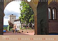 Die Wartburg - Weltkulturerbe im Herzen Deutschlands (Wandkalender 2019 DIN A4 quer) - Produktdetailbild 8