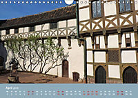 Die Wartburg - Weltkulturerbe im Herzen Deutschlands (Wandkalender 2019 DIN A4 quer) - Produktdetailbild 4