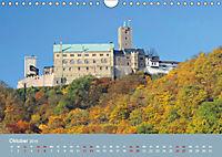 Die Wartburg - Weltkulturerbe im Herzen Deutschlands (Wandkalender 2019 DIN A4 quer) - Produktdetailbild 10