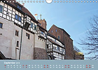 Die Wartburg - Weltkulturerbe im Herzen Deutschlands (Wandkalender 2019 DIN A4 quer) - Produktdetailbild 9