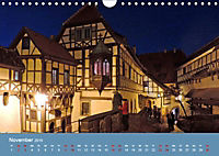 Die Wartburg - Weltkulturerbe im Herzen Deutschlands (Wandkalender 2019 DIN A4 quer) - Produktdetailbild 11