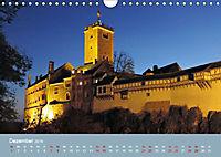 Die Wartburg - Weltkulturerbe im Herzen Deutschlands (Wandkalender 2019 DIN A4 quer) - Produktdetailbild 12