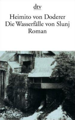 Die Wasserfälle von Slunj - Heimito von Doderer pdf epub
