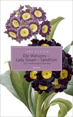 Die Watsons / Lady Susan / Sanditon, Jane Austen