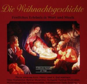 Die Weihnachtsgeschichte, Diverse Interpreten