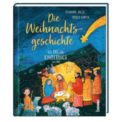 Die Weihnachtsgeschichte - Reinhard Abeln |