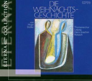 Die Weihnachtsgeschichte Op.10, H.j. Rotzsch, Thomanerchor Leipzig